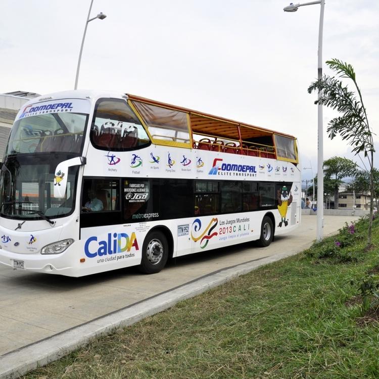 Bus de dos pisos